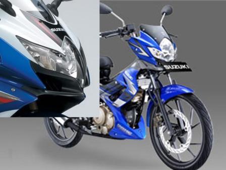 Suzuki - Satria F150 24 mirip GSXR600