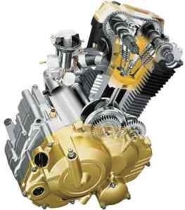 Suzuki - Satria F150 71 FU150-Engine