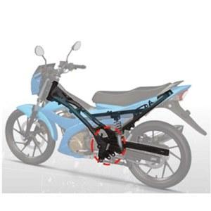 Suzuki - Satria F150 monoshock