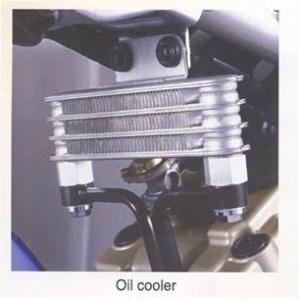 Suzuki - Satria F150 Oil Cooler