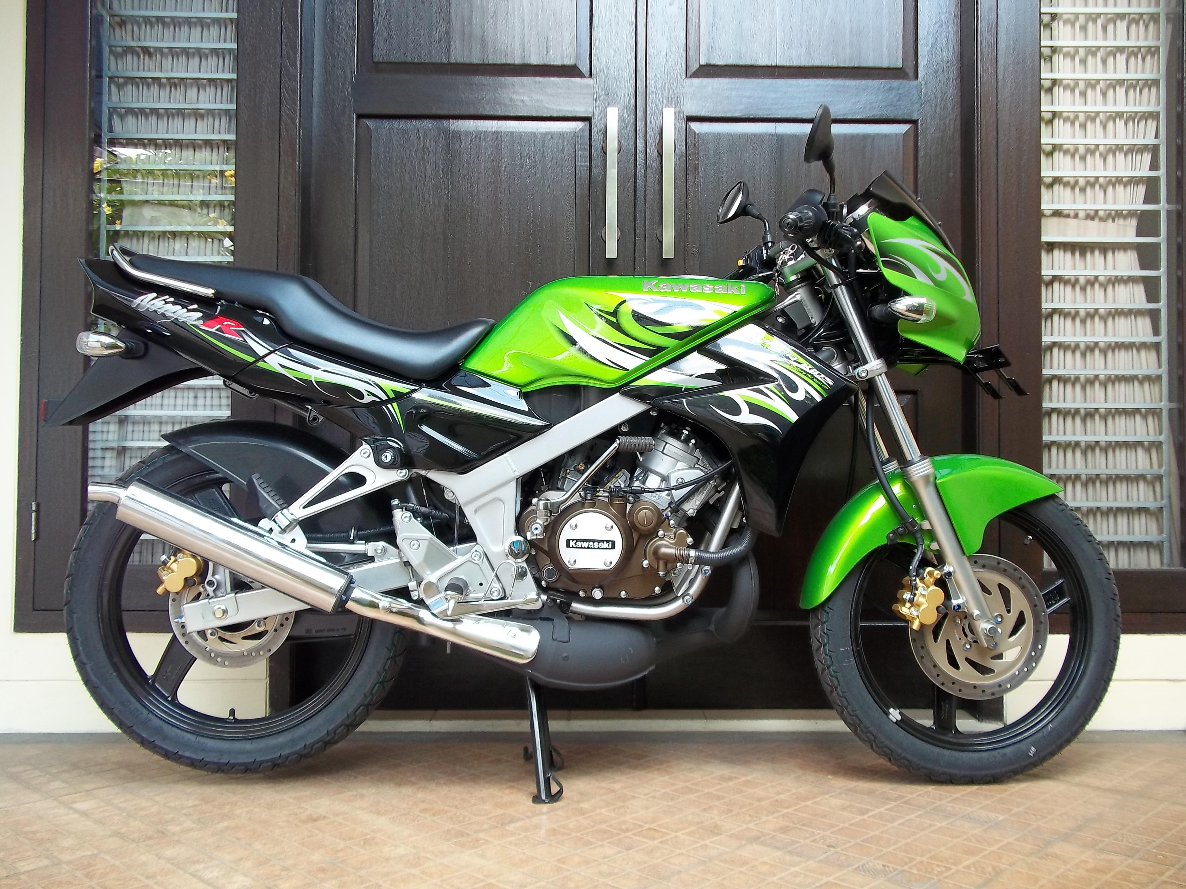 99 Gambar Motor Ninja Dari Tahun Ke Tahun Terbaru Obeng Motor