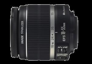 Canon EF-S18-55mm f 3.5-5.6 IS II 1