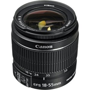 Canon EF-S18-55mm f 3.5-5.6 IS II 2