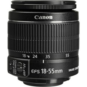 Canon EF-S18-55mm f 3.5-5.6 IS II 3