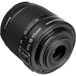 Canon EF-S18-55mm f 3.5-5.6 IS II 4