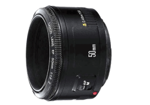 Canon EF50mm f 1.8 II 1