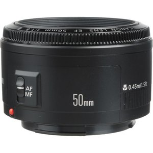 Canon EF50mm f 1.8 II 2