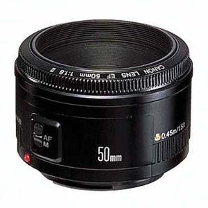 Canon EF50mm f 1.8 II 3
