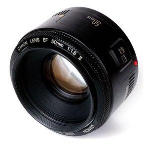 Canon EF50mm f 1.8 II 4