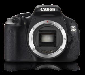 Canon EOS 600D (Body) 1