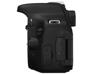 Canon EOS 600D (Body) 3