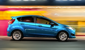 Ford New Fiesta 08