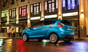 Ford New Fiesta 10
