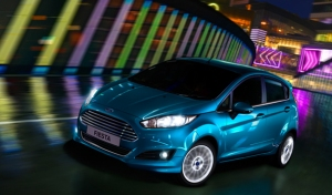 Ford New Fiesta 12