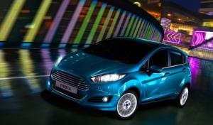 Ford New Fiesta 12