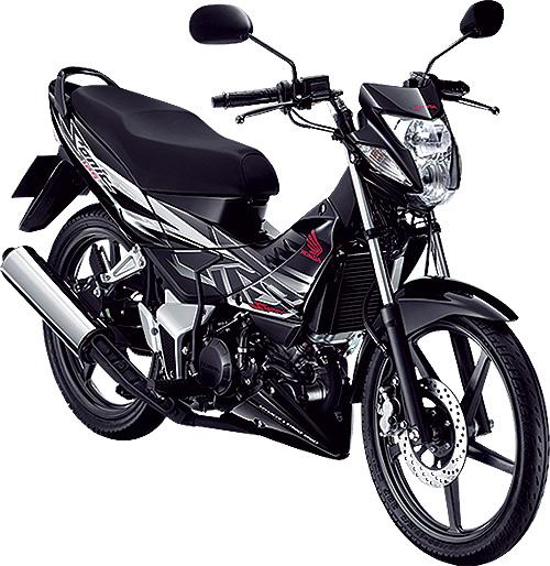 Dengan mesin mengadopsi Honda Nova Sonic TGB tidak perlu ragu dengan