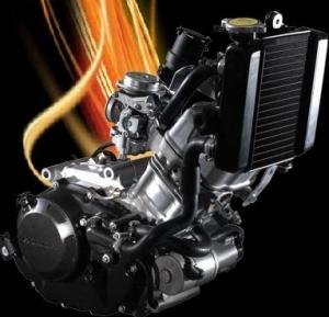 Honda - Sonic 05 - Engine