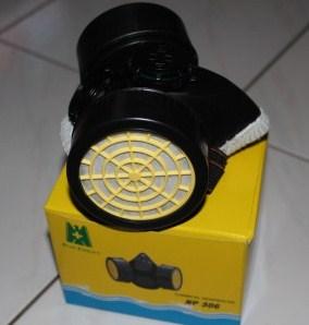 masker-respirator-double-filter-pekanbaru
