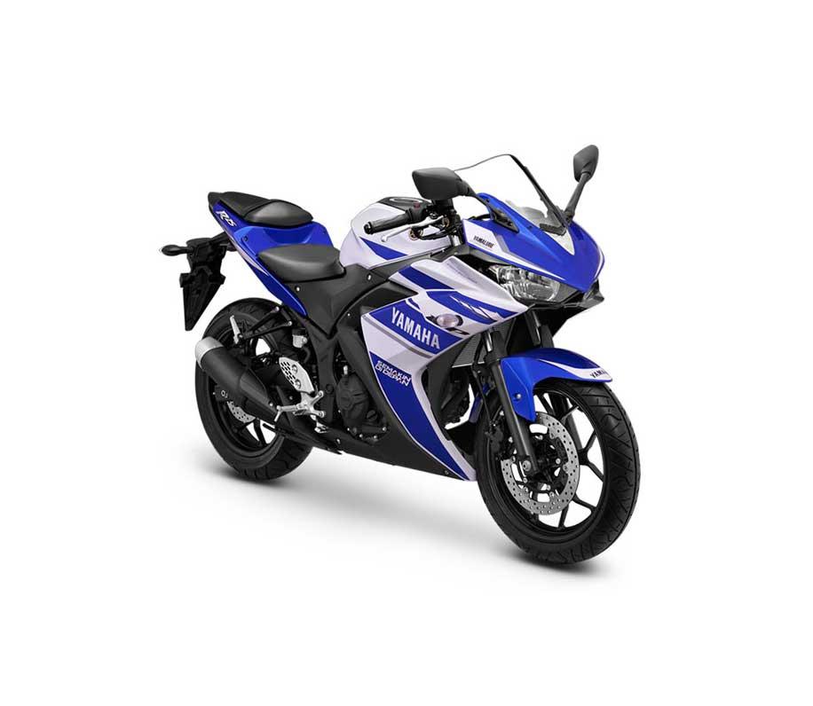 Yamaha YZF R25 Tersedia Dalam Tiga Pilihan Warna