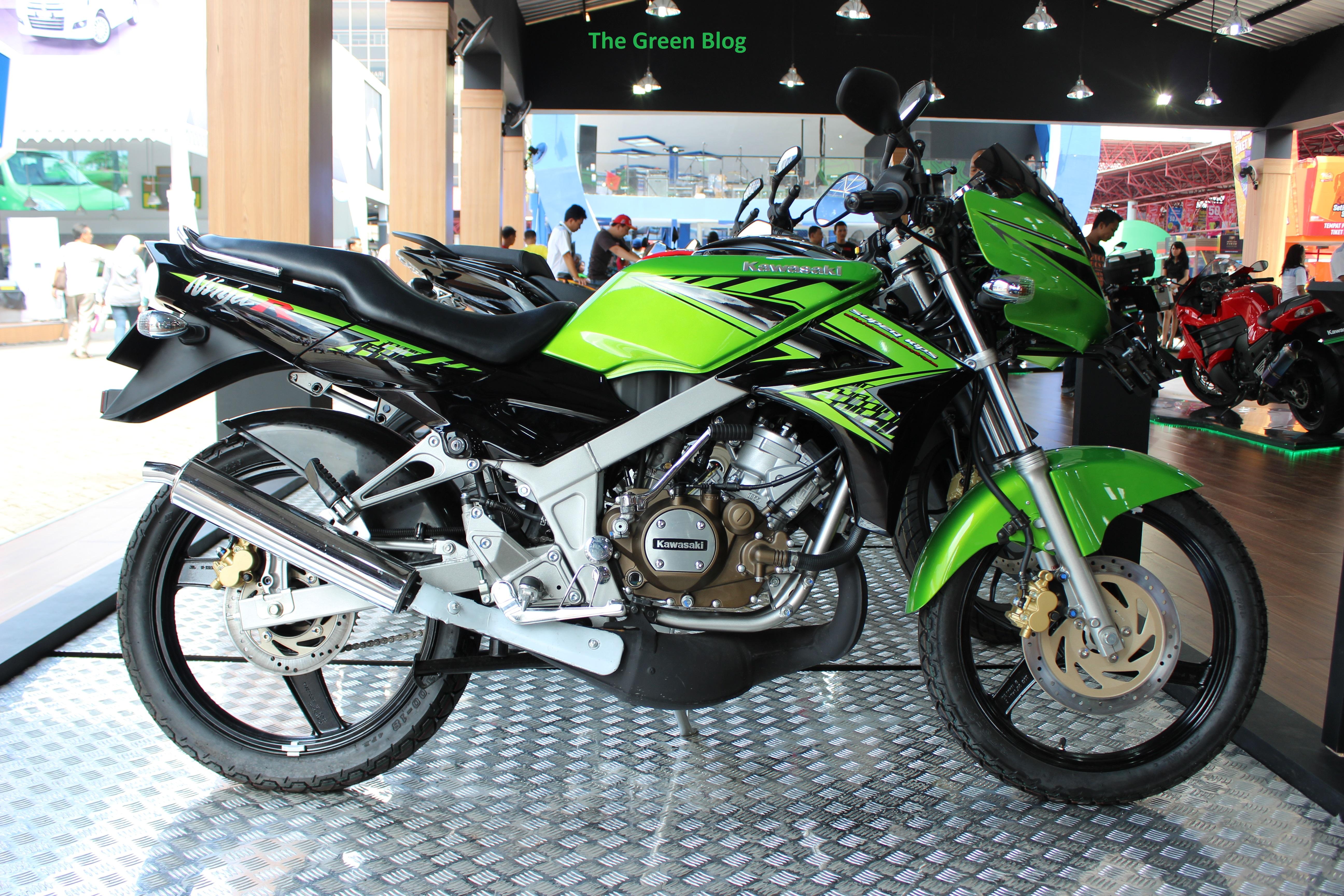 Kumpulan 100 Gambar Motor Ninja 2014 Terkeren Kurama Motor