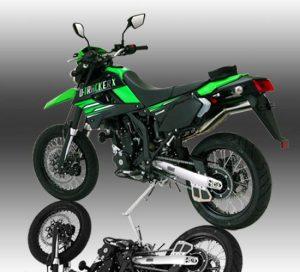 Kawasaki D-TrackerX