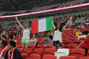 Juventini from Italy