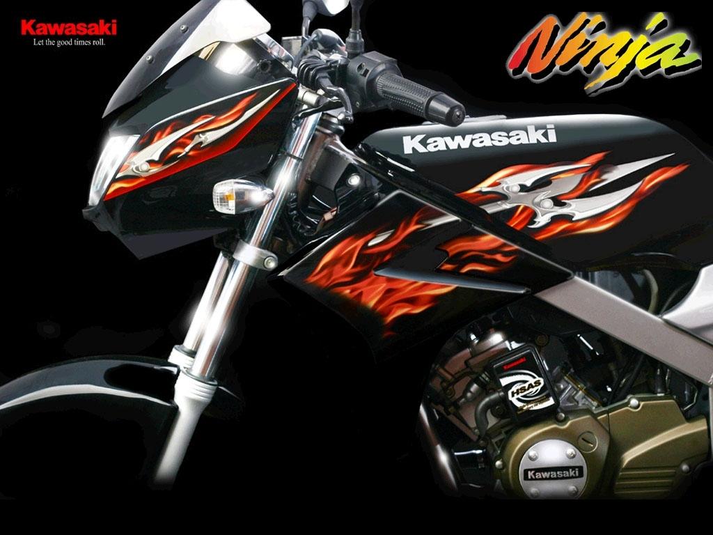 Komparasi Fisik Kawasaki Ninja 150 Series 5 Tahun Terakhir The