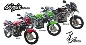 Kawasaki - Ninja 150 R L 19