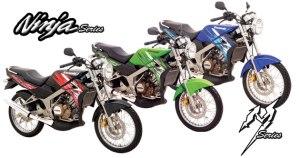 Kawasaki - Ninja 150 R M 01