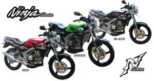 Kawasaki - Ninja 150 R N 1