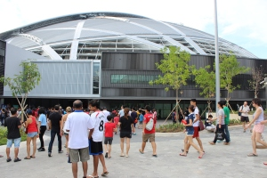 Singapore National Stadium 01