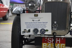1934 Austin Seven Ulster Special