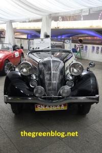 1939 Triumph Dolomite 14-65 Roadster