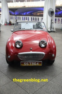 1959 Austin-Healey Sprite Mk I