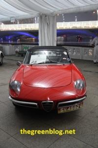 1967 Alfa Duetto Spider