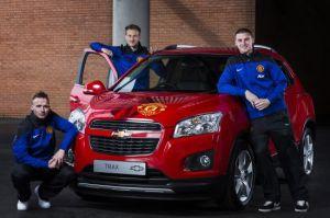 Chevrolet Manchester United 2