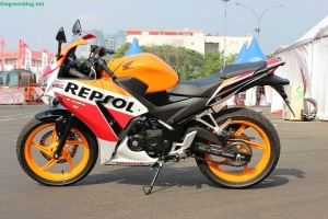 All New Honda CBR 150R