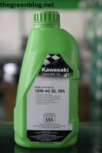 Kawasaki Oil 2