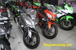 Kawasaki All New Ninja 250 & Kawasaki New Ninja 250 + ABS
