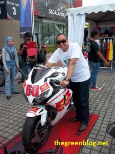 Honda RC212V - Marco Simoncelli