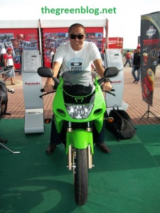 Kawasaki Ninja 150 RR 2012 Special Edition