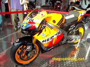 Honda RC213V - Casey Stoner