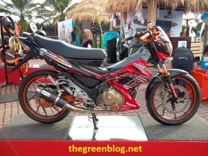 Suzuki Belang R150 - Racing Boy