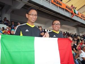 Valentino Rossi supporter :)