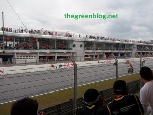 Malaysian Motorcycle Grand Prix 2012 Race pun dimulai