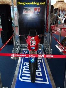Suzuki Belang R150 - Uma Racing