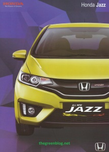 All New Honda Jazz 1