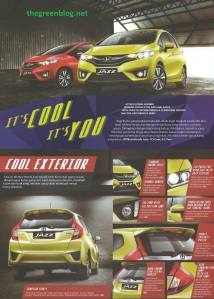 All New Honda Jazz 2