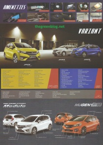All New Honda Jazz 5