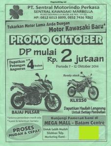 Kawasaki Batam  Oct 2014 1
